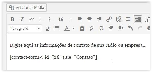 Editor Páginas